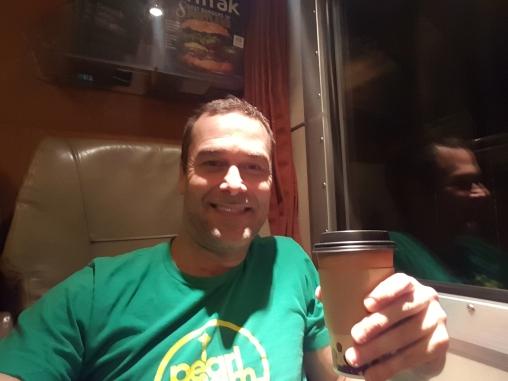 Amtrak VanCity to Seattle