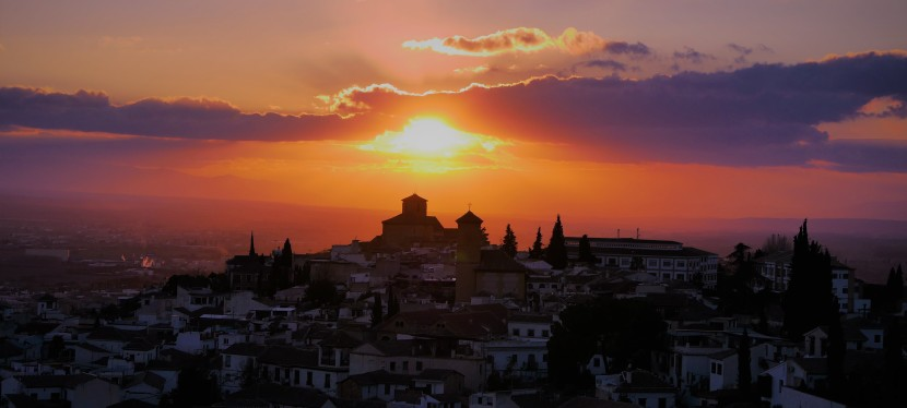 The Sun May Set Over Granada, But The Memories Light MyJourney