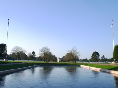 Normandy - American Cemetery at Omaha Beach (68)